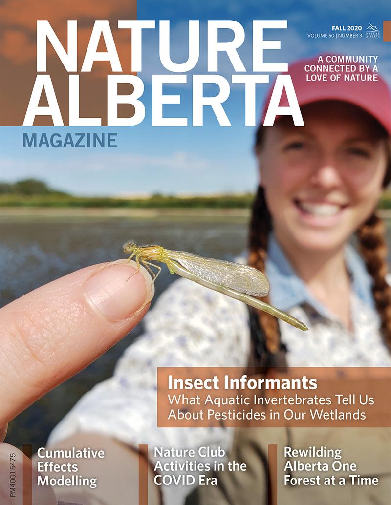 Nature Alberta Magazine Cover Fall 2020