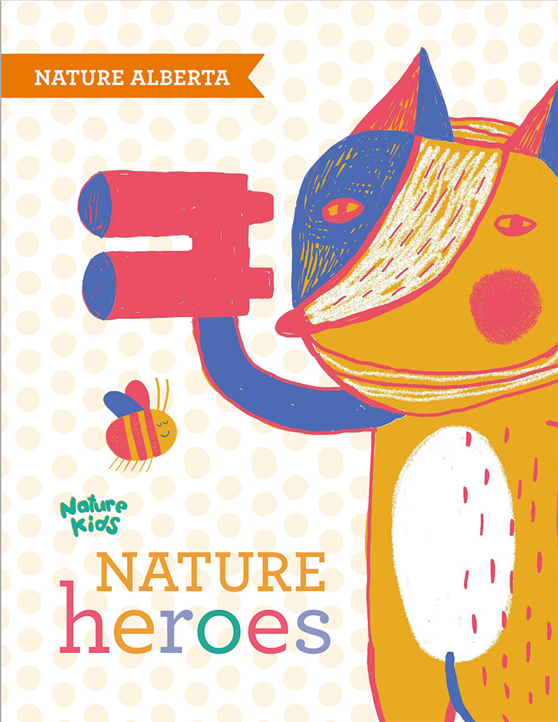 Nature Heroes Book Cover
