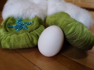 Egg Warmer Challenge